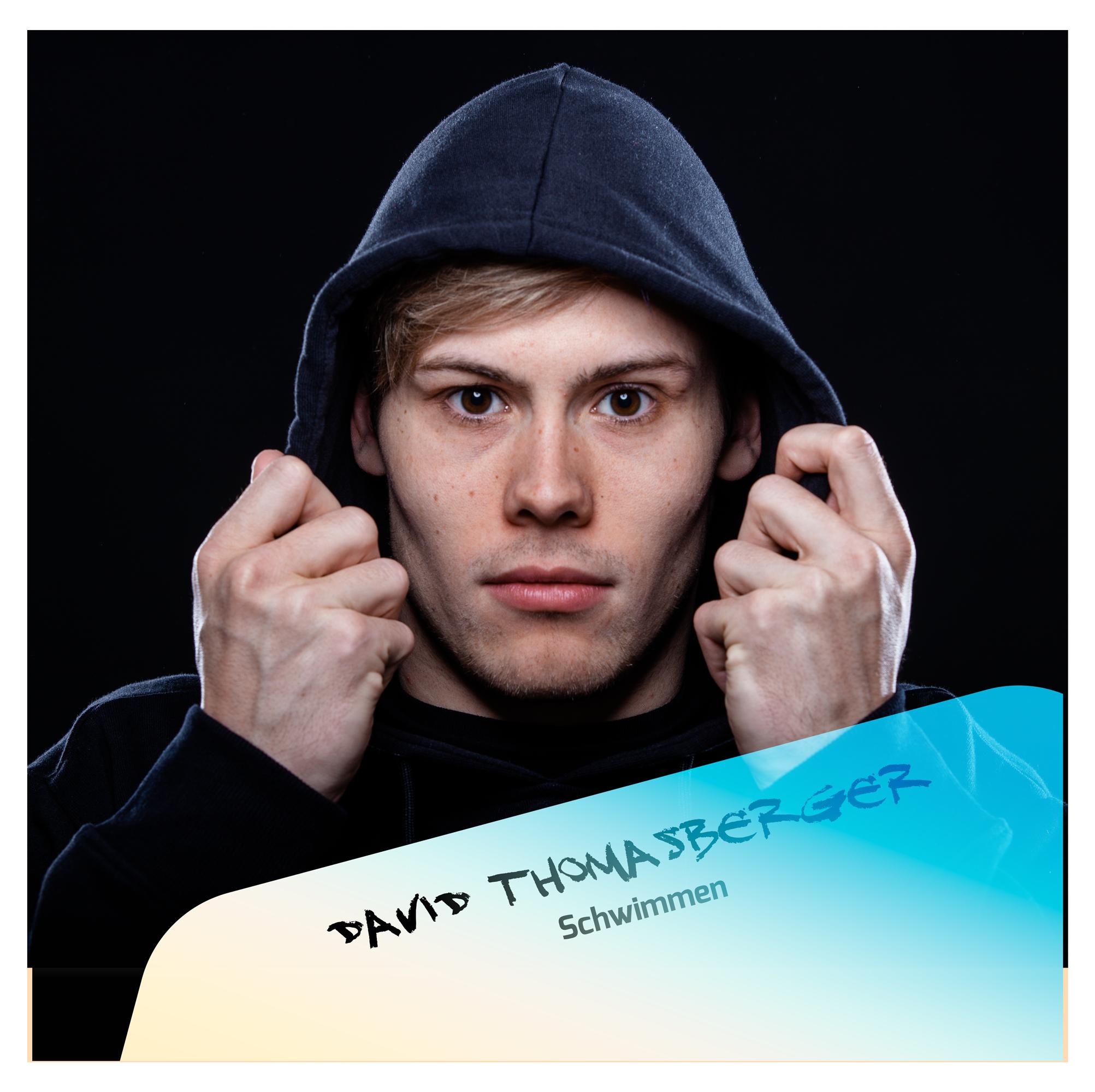 Profilbild: David Thomasberger - Schwimmen